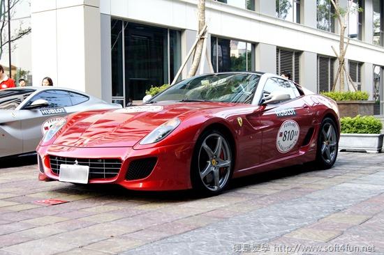 男人夢幻車大集結 Ferrari 6th Rally Taiwan 06