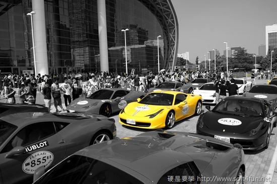 男人夢幻車大集結 Ferrari 6th Rally Taiwan 32