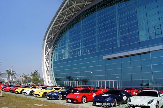 男人夢幻車大集結 Ferrari 6th Rally Taiwan 42