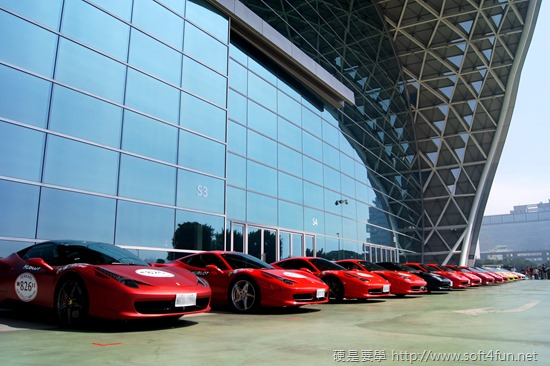 男人夢幻車大集結 Ferrari 6th Rally Taiwan 43