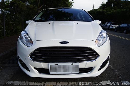 [試駕] Ford Fiesta 1.0L Ecoboost 吃了會上癮的嗆辣小辣椒 004