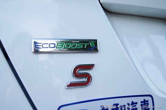 [試駕] Ford Fiesta 1.0L Ecoboost 吃了會上癮的嗆辣小辣椒 006