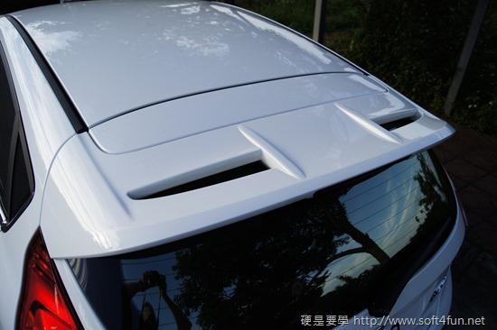 [試駕] Ford Fiesta 1.0L Ecoboost 吃了會上癮的嗆辣小辣椒 008