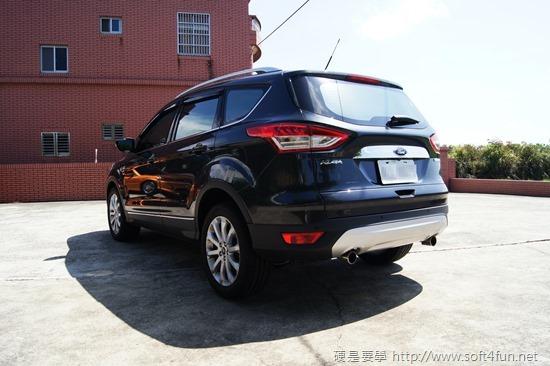 高CP值強悍性能SUV休旅 - Ford Kuga 1.5L Ecoboost 05