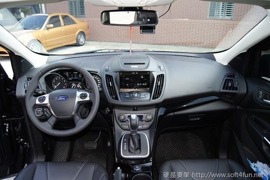 高CP值強悍性能SUV休旅 - Ford Kuga 1.5L Ecoboost 15