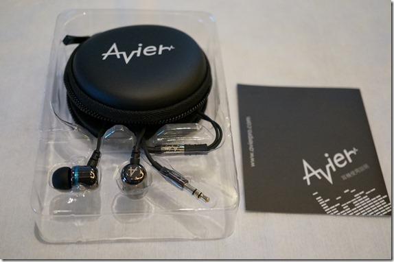 Avier 不鏽鋼金屬入耳式全音域耳機 DSC00783_thumb