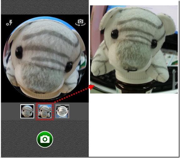 手機拍出魚眼效果,「Fisheye Camera Live」一鍵搞定 kkplay3c-Fisheye-Camera-Live-3_thumb