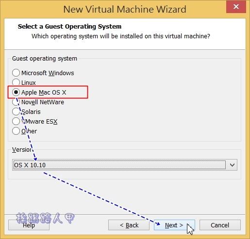 用VMware Workstation 11虛擬機器在 Windows 上執行 Mac OS osvm-08