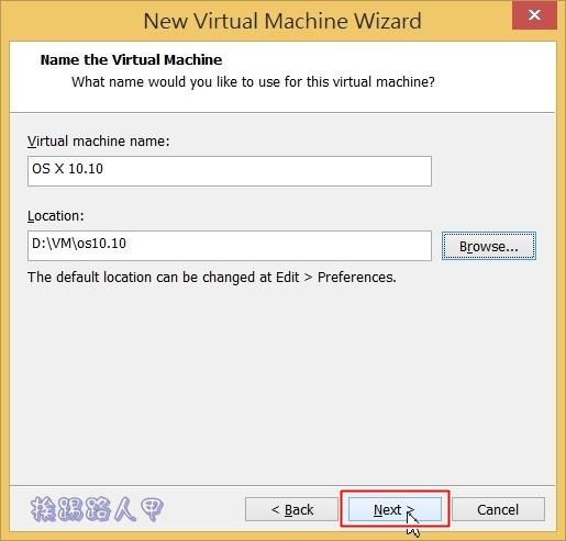 用VMware Workstation 11虛擬機器在 Windows 上執行 Mac OS osvm-09