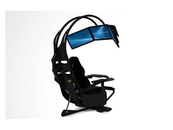 造價70萬的電腦椅,帝王蠍工作站 b63d1db7a5824e5283f475cacf5635cd