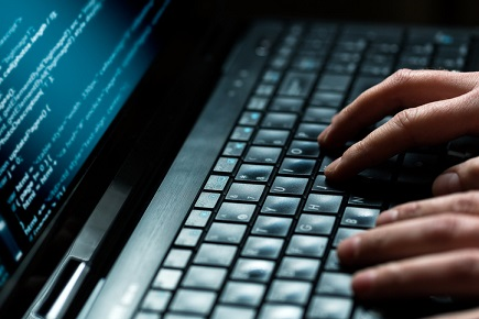 iStock cyber sec laptop tech codes 468005219 - Are tech companies unfairly a scapegoat in terrorism battle?