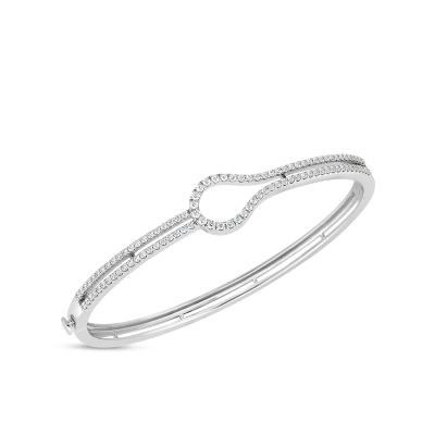 Roberto-Coin-Classic-Diamond-18K-White-Gold-Art-Deco-Bangle-with-Diamonds