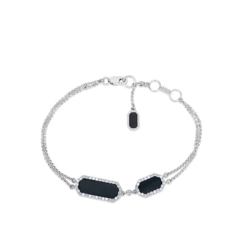 Roberto-Coin-Tiny-Treasures-18K-White-Gold-Art-Deco-Bracelet-with-Diamonds-and-Black-Jade-8881941AWLBJ