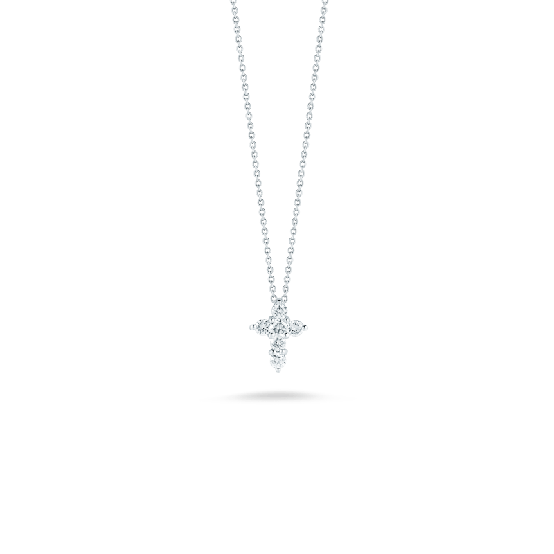 Roberto-Coin-Tiny-Treasures-18K-White-Gold-Cross-Pendant-with-Diamonds-001154AWCHX0