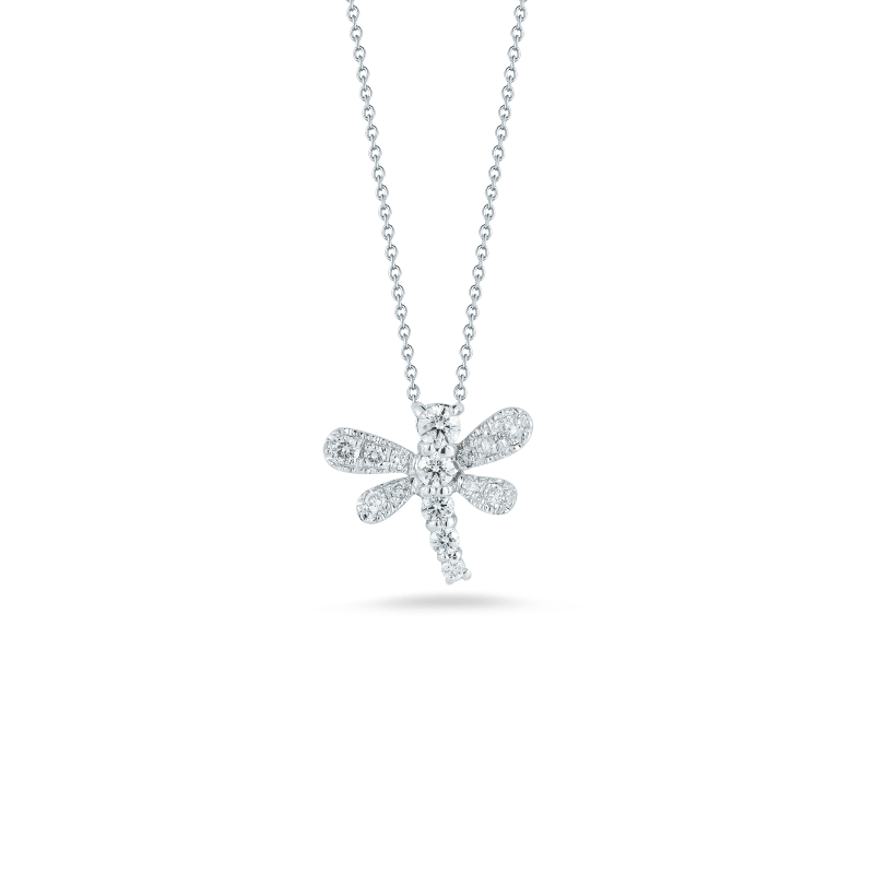 Roberto-Coin-Tiny-Treasures-18K-White-Gold-Dragonfly-Pendant-with-Diamonds-000349AWCHX0