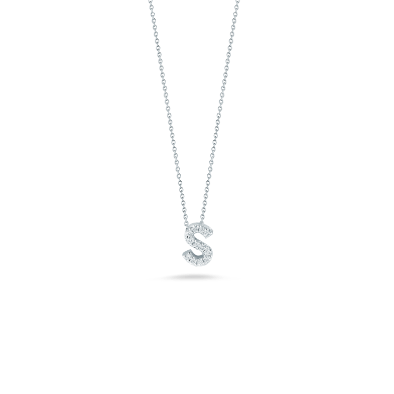 Roberto-Coin-Tiny-Treasures-18K-White-Gold-Love-Letter-S-Pendant-with-Diamonds-001634AWCHXS