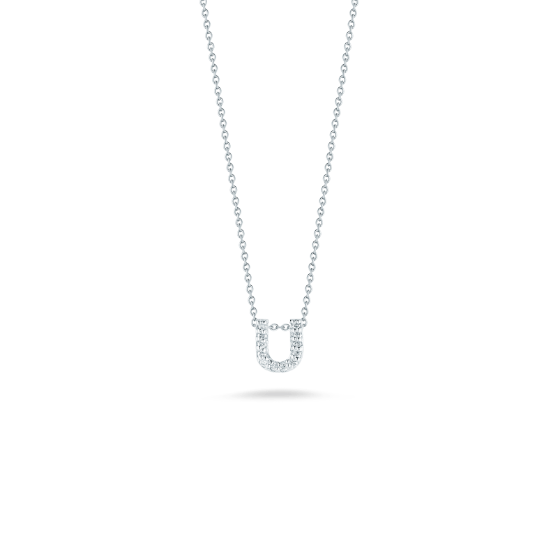 Roberto-Coin-Tiny-Treasures-18K-White-Gold-Love-Letter-U-Pendant-with-Diamonds-001634AWCHXU
