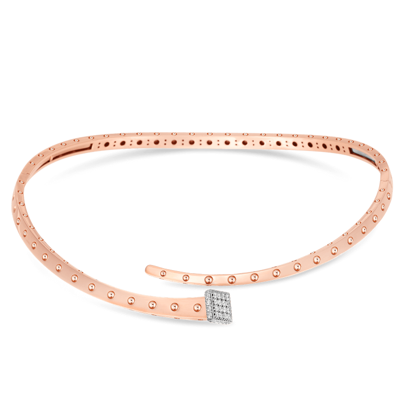 Roberto-Coin-18k-rose-gold-18k-white-gold-Chiodo-Collar-with-Diamonds-8882058AHCOX