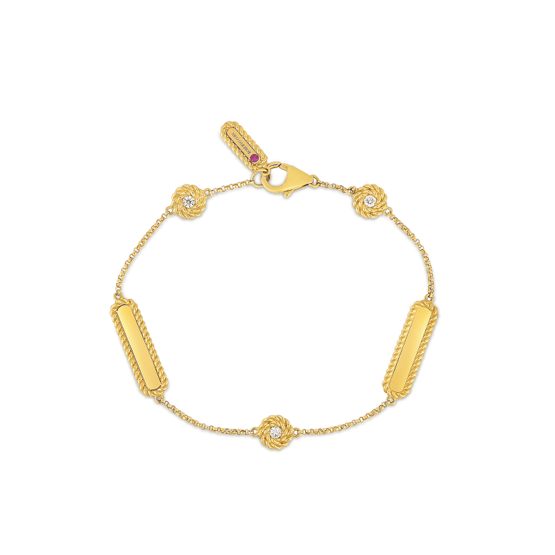 Roberto-Coin-18k-yellow-gold-Bracelet-with-Alternating-Diamond-Stations-7771314AYLBX