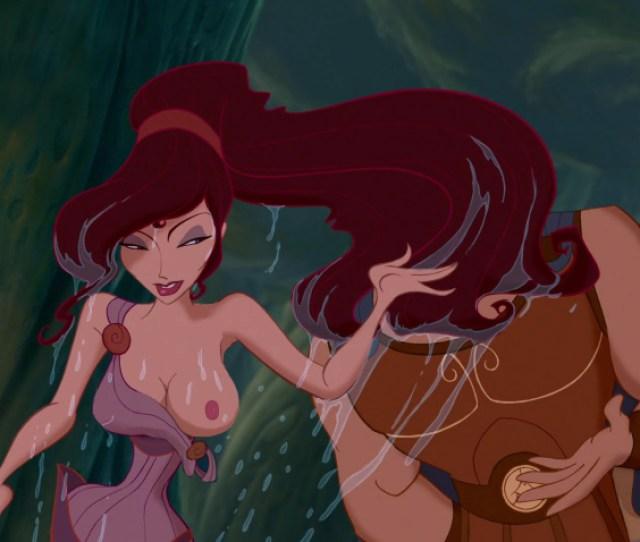Breasts Disney Edit Hercules Hercules_film Megara Nipples Nude Rippling Pectorals_artist
