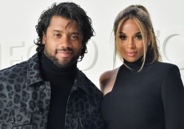 Ciara celebrates Russell Wilson on game day: 'Hardest working man I know'