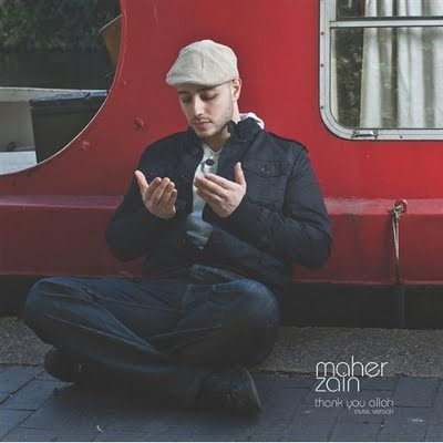 Download Maher Zain Thank You Allah zip album download