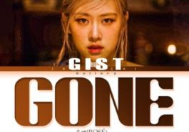 DOWNLOAD GONE by ROSÉ mp3 download