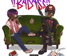 Download ZillaKami & Lil Uzi Vert BADASS mp3 audio download