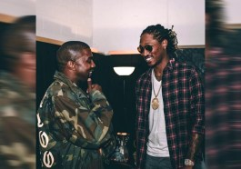 Future - In Abundance ft. Kanye West (OG Go2DaMoon Verse)
