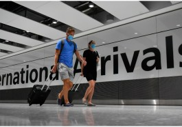 England Requires COVID-19 Pre-Testing For All Inbound International Travellers