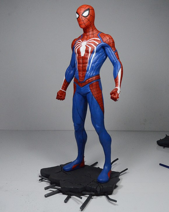 Marvel's Spider-Man PS4 / Six Arm Spider-Man | 1/6th Scale ...