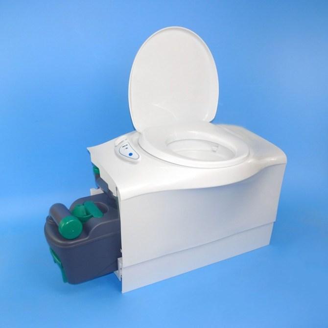 thetford cassette toilet electric flush failure  schematic