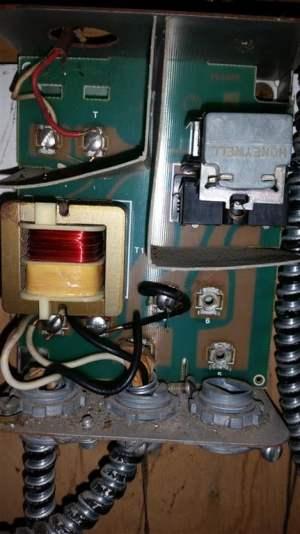Circulator Pump Relay Wiring  Honeywell R845A — Heating
