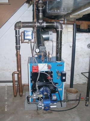Who has the best residential gas steam boiler — Heating