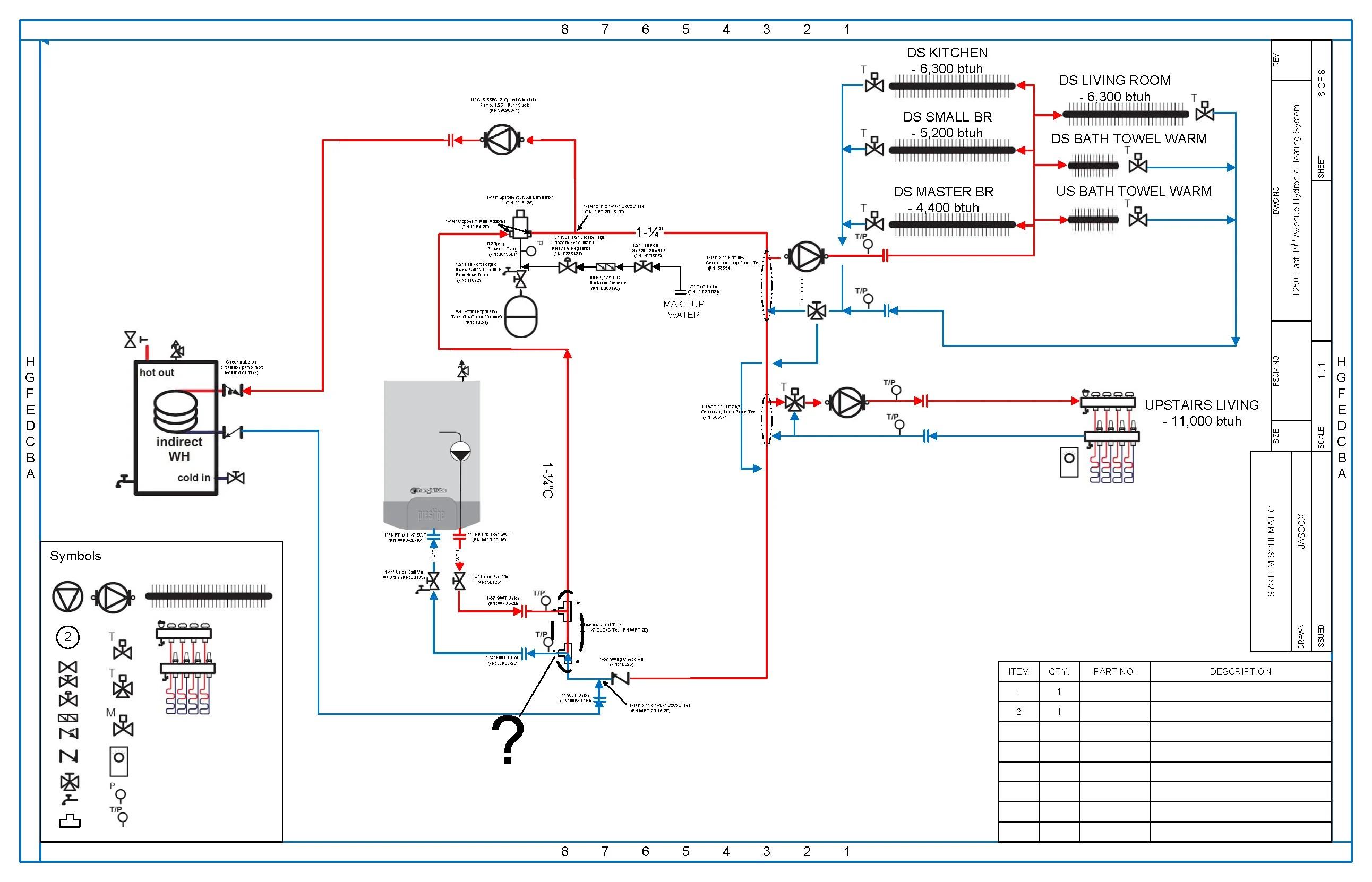 20101031Hydronic Heating Schematic?resize\\=665%2C428\\&ssl\\=1 100 [ honeywell pipe thermostat wiring diagram ] honeywell Honeywell Thermostat Wiring Diagram at n-0.co