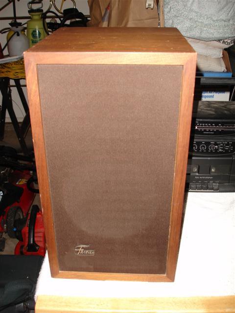Frazier Super Monte Carlo Speakers Polk Audio