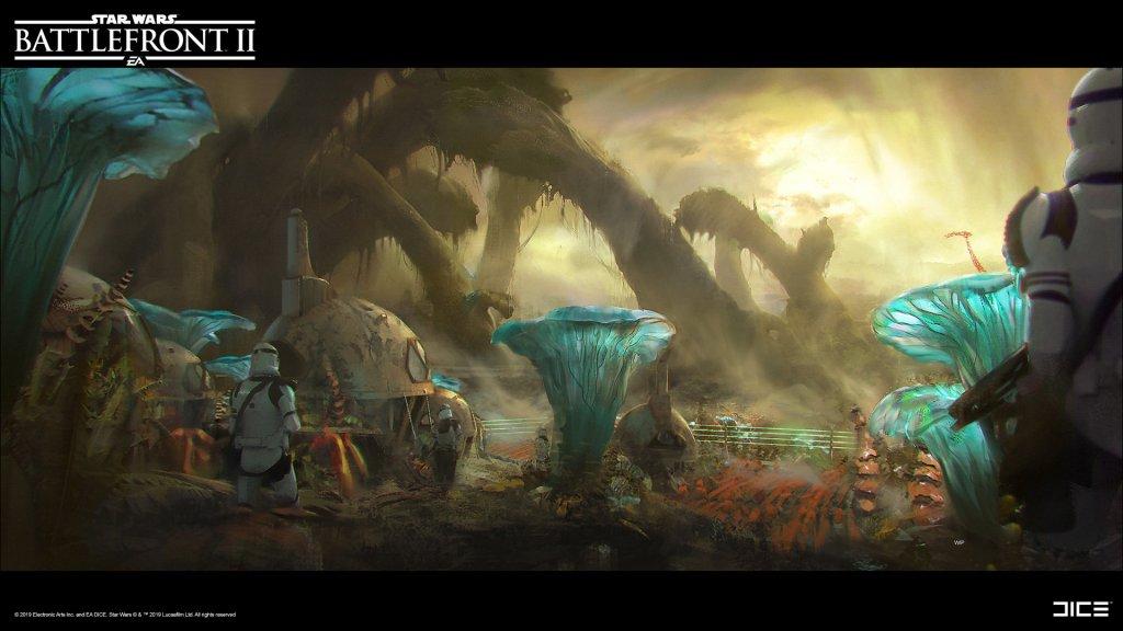 Prima immagine del mondo colorato di Felucia