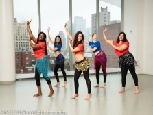 BellydanceBURN at Ailey Extension