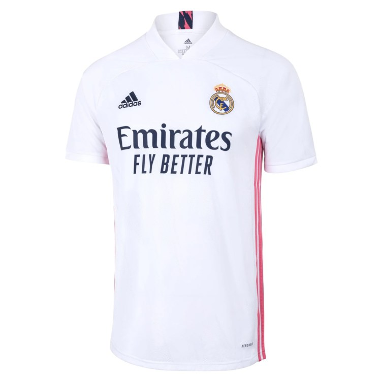 US$ 15.80 - Real Madrid Home Jersey Mens 2020/21 - www ...