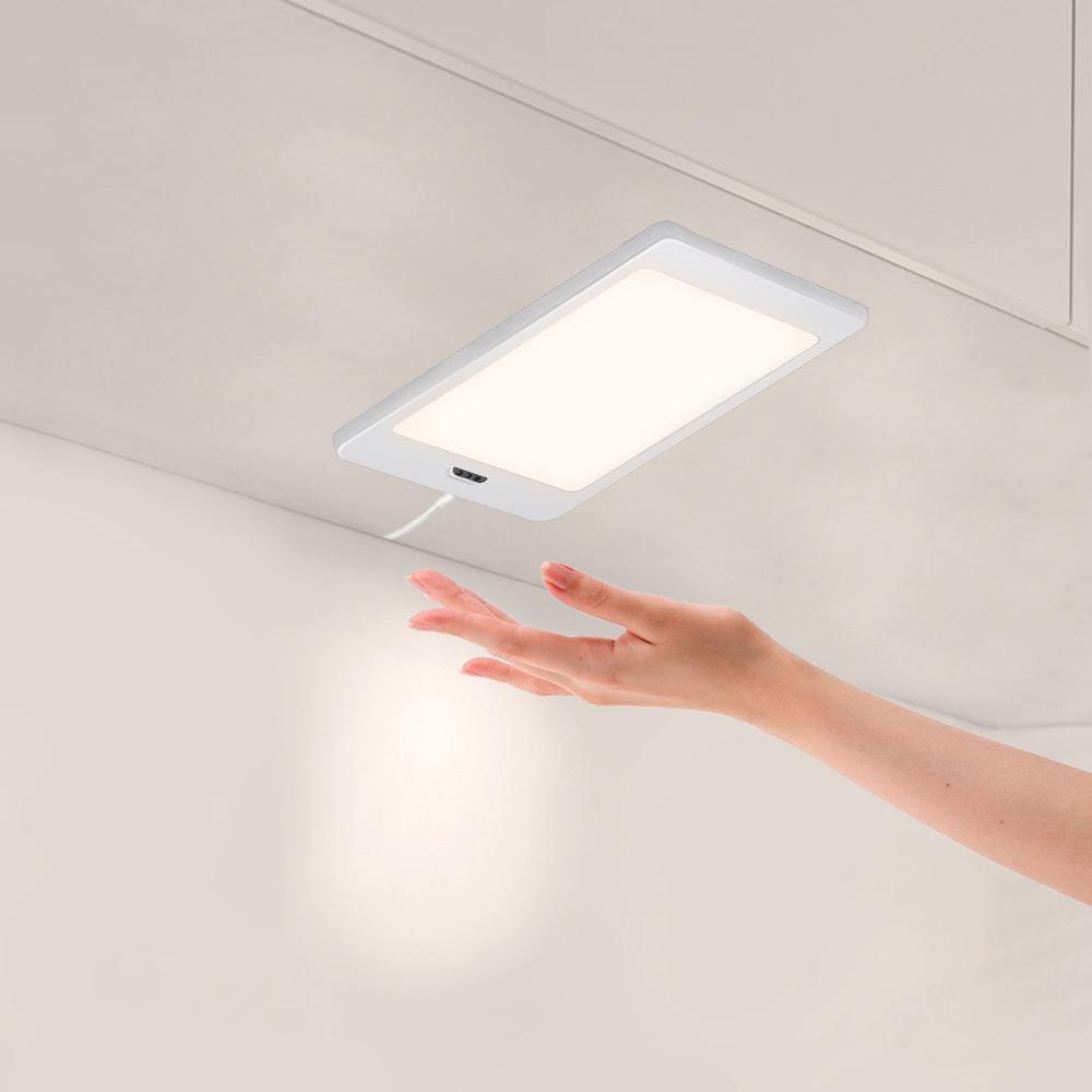 led under cabinet lighting bars hard