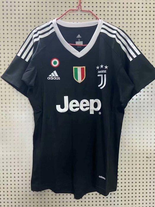 2020-2021 Adult Thai version Juventus black soccer jersey ...