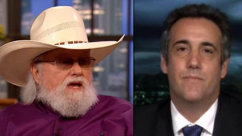 """Charlie Daniels lays it down regarding """"new"""" citizen rights. Photo credit to 700 Club & Hannity Screen Captures and US4Trump compilation."""