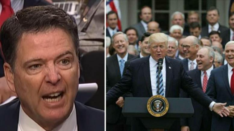 GOP announces website www.lyincomey.com. Photo credit to Reuters/screen capture by US4Trump