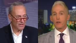 Trey Gowdy (R-SC) squares off after midterms. Photo credit to US4Trump compilation with screen captures.