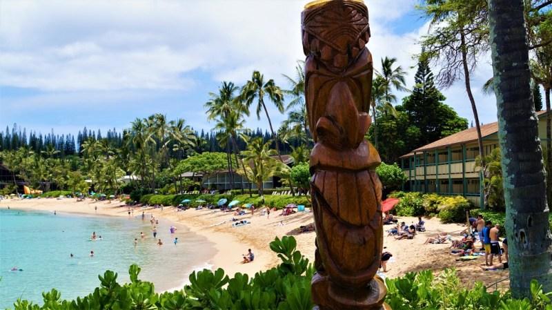 Strand auf Maui