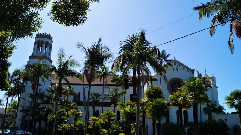 Kirche Kalifornien