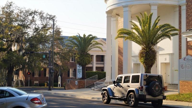Florida Penhandle - Verkehrsregeln in den USA