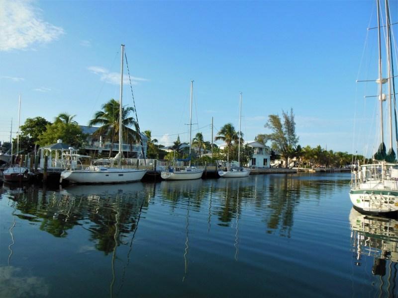 Marathon auf den Florida Keys