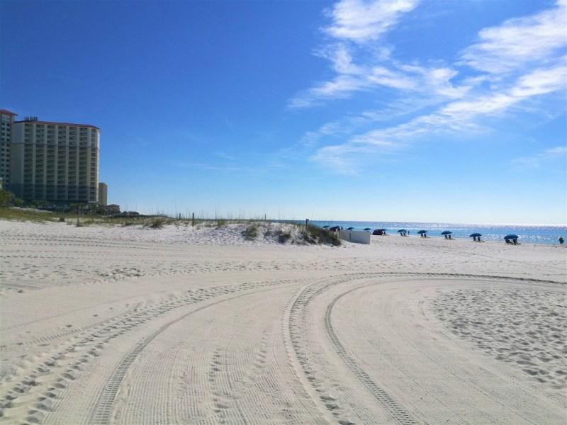 Strand von Pensacola