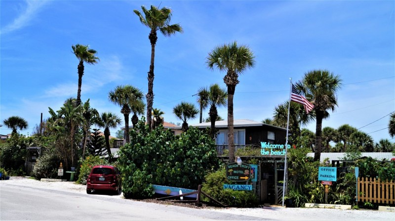 Florida auf Manasota KEy